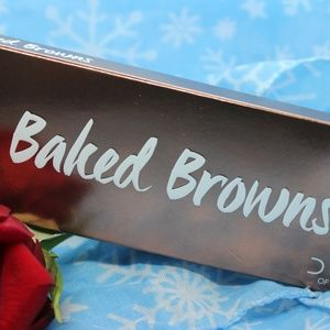 DOSE of color Baked Browns Eyeshadow Pallette